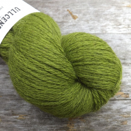 Ullcentrum Solids 3-ply - Grassy